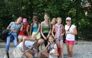 Dzieciaki na Oazie - 2010r.