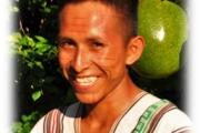 Casimiro Gomez Sharite Lat 20, III rok studiów