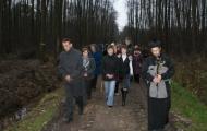Pielgrzymka do Zabawy po relikwie bł. Karoliny Kózkówny, 16 listopada - 2008r.