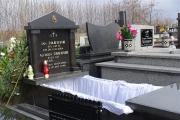 Pogrzeb śp. Alfredy Jakusik