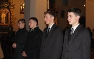PRZYRZECZENIA NOWYCH CZŁONKÓW KSM-U - 30.11.2013 r.
