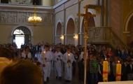 Rozpoczęcie roku szkolnego i katechetycznego 2014/15