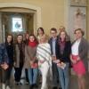Konferencje - Świadectwo  w Parafii i ZSP nr 5 w Łopusznie p. Patrycji Hurlak
