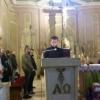 Wspólna Modlitwa na Parafialnym Nabożeństwie Drogi Krzyżowej 2017 prowadzona przez Młodzież z KSM