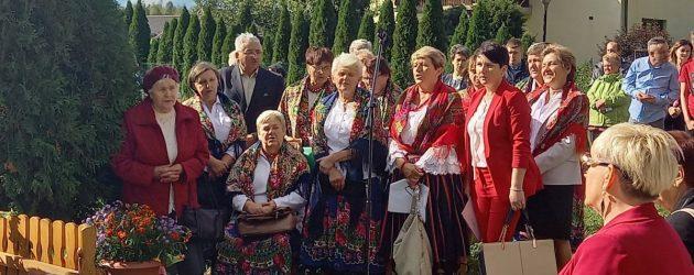Poświęcenie nowego Krzyża w miejscowości Eustachów
