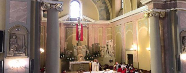 Dzień seminaryjny w naszej Parafii