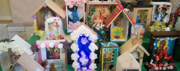 Konkurs na Kapliczkę Matki Bożej